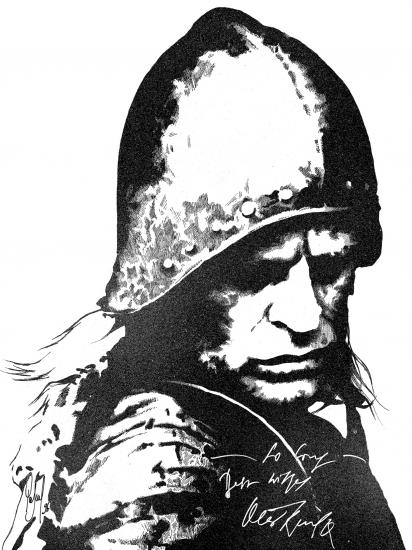 Klaus Kinski par Pastis